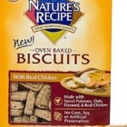 Recall of Nature's Recipe Oven Baked Biscuits with Real Chicken