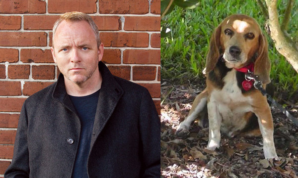 Help Find Author's Missing Dog and Appear in his Next Book