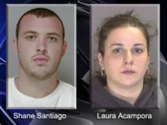 Police bust couple for running a dog fighting ring in home they shared with five children