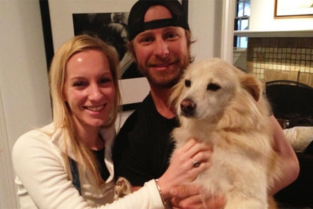 Facebook Fan Reunites Country Star Dierks Bentley with Lost Dog