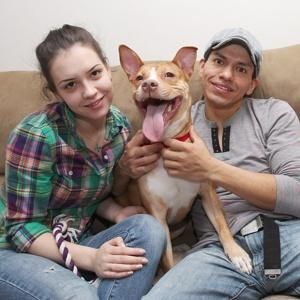 A new family and a new life for Hazel