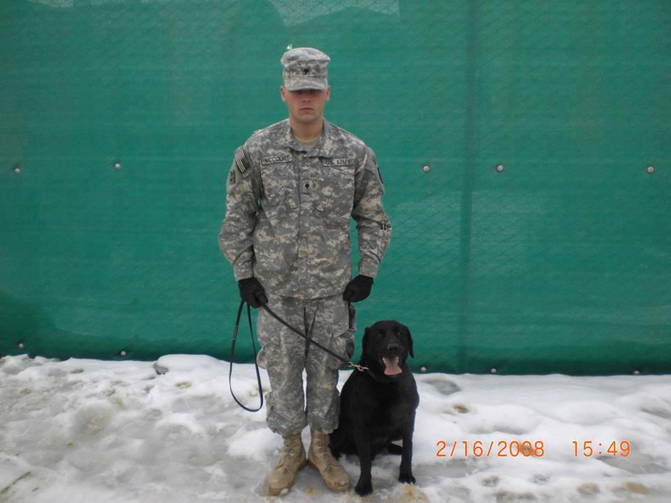 Family determined to get proper soldier's burial for military dog