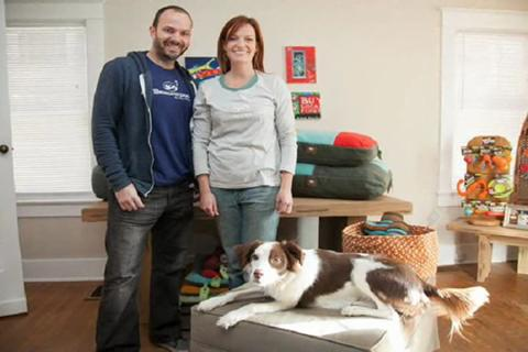 Couple Turns Home into Doggie Bed & Breakfast