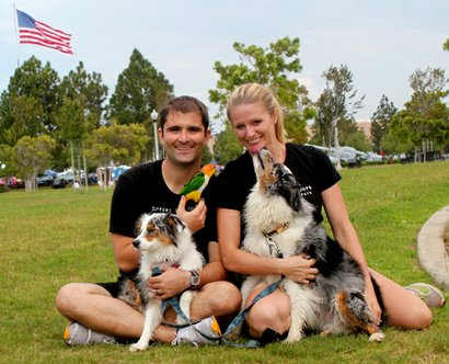 Founder of Dogs on Deployment nominated for Military Spouse of the Year