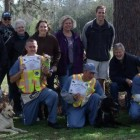 Graduation ceremony for the 25th Academy of Paws on Parole