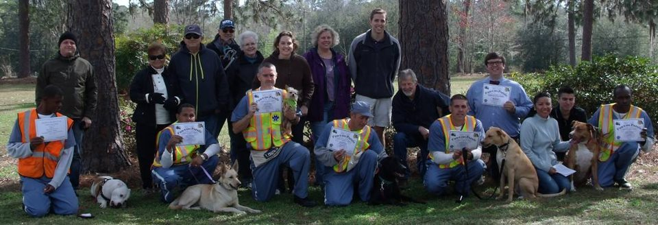 Dog Training Program Helps Inmates Turn Lives Around