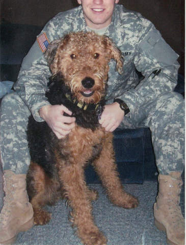 Family Desperate To Find Lost Dog Before Soldier Returns From Afghanistan