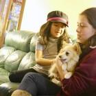 Teen Rejoices in Having Stolen Dog Returned