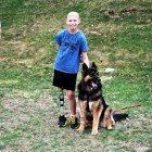 Abused Deaf Dog Finds Loving Home with Deaf Boy