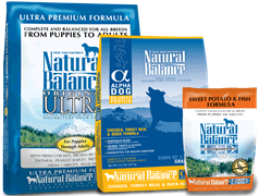 Life With Dogs Welcomes a New Sponsor: Natural Balance
