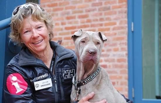 Dog found safe after 9 days missing