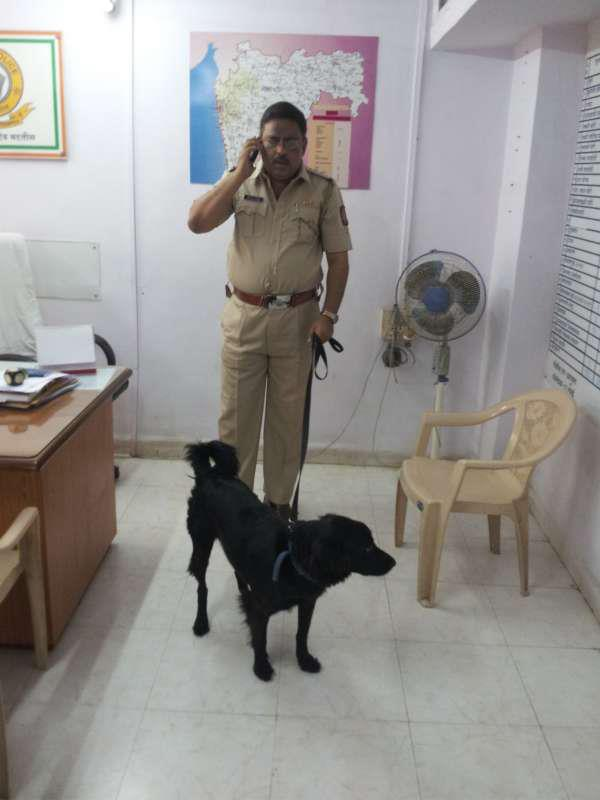 In India, Facebook helps reunite police officer with lost dog
