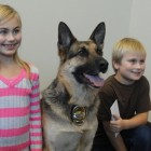 Six-Year-Old Boy Asks for Police Dog Donations Instead of Presents
