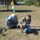 Facebook Campaign Reunites Homeless Man with Stolen Dog