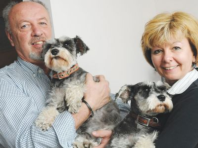 Happy Ending for Dogs Rescued from a Puppy Mill