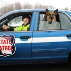 State Troopers Go Out of Their Way to Find Missing Dog
