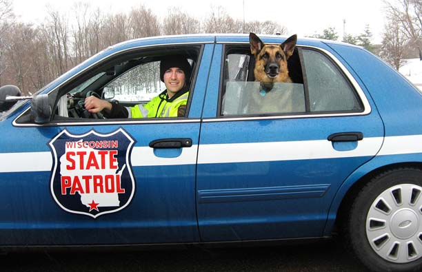 state troopers go out of their way to find missing dog life with dogs. Black Bedroom Furniture Sets. Home Design Ideas