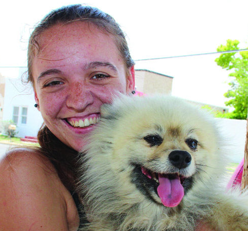 Dog Missing for Three Months Found Forty Miles Away from Home