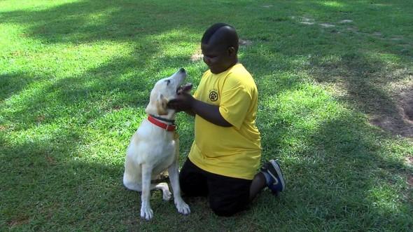 Πώς ένας σκύλος έσωσε την ζωή ενός διαβητικού παιδιού...