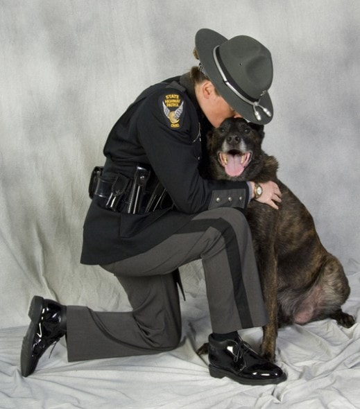 Photo Credit: Retired Police K9 Assistance Fund