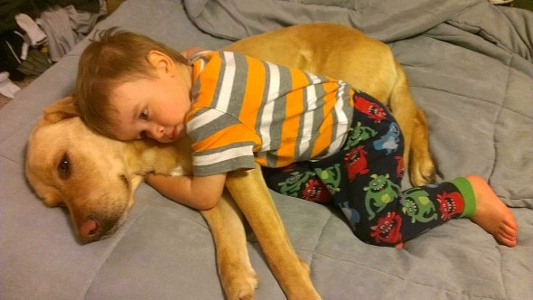 7.21.13 - Boy and His Dog19