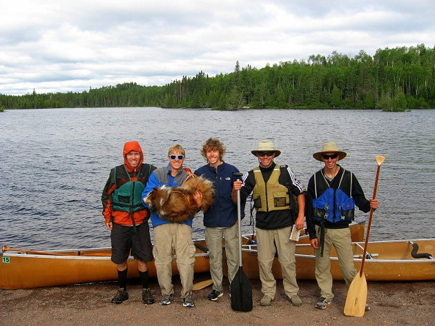 Teens Turn Canoe Trip into Rescue Mission – and Find Lost Dog