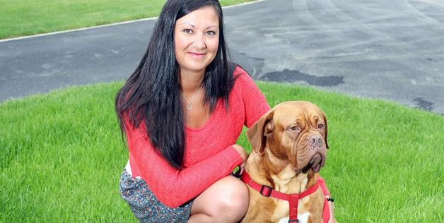 Woman Sells Belongings on eBay to Save Her Dog