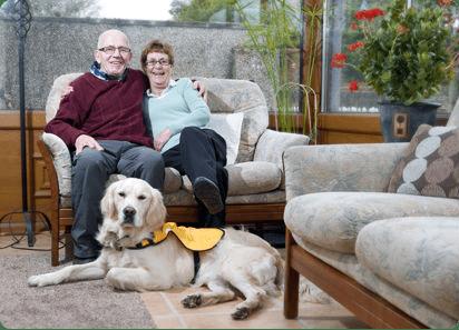 Pilot Dementia Dog Program a Huge Success