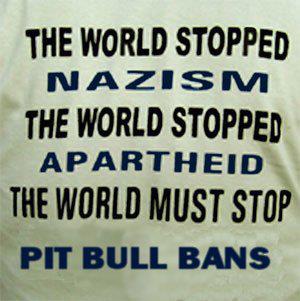 pit bull bans