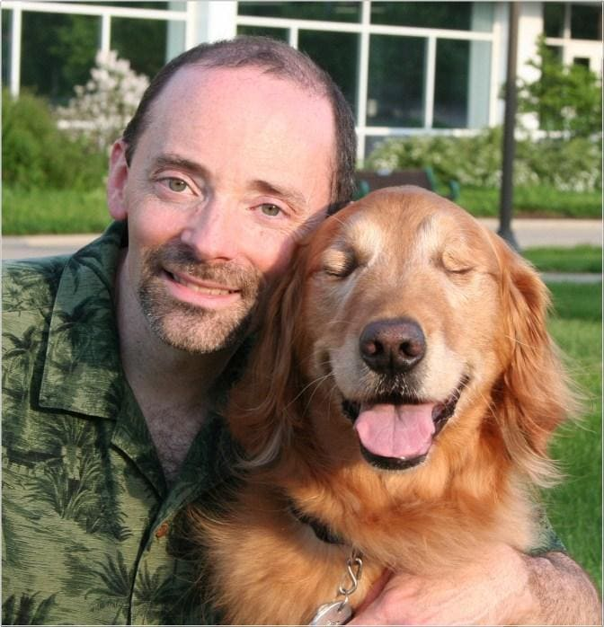 Interview with Mark Condon About Dutchess, the Renowned Blind Therapy Dog