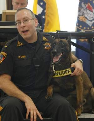 New Jersey Increase the Penalty for Threatening Police Dogs