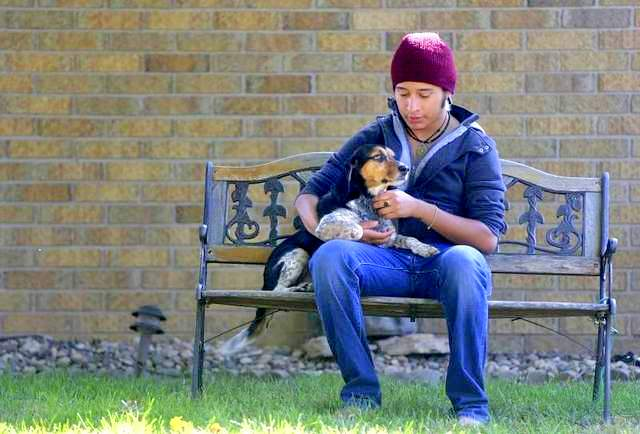 Incredible Story of a Teen's Dedication to His Lost Dog
