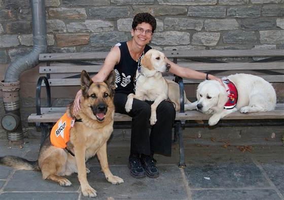 Veterinarian Cynthia Otto.  Photo by Animal Planet.