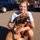 Puppy Saves Seven People and Eight Dogs from House Fire