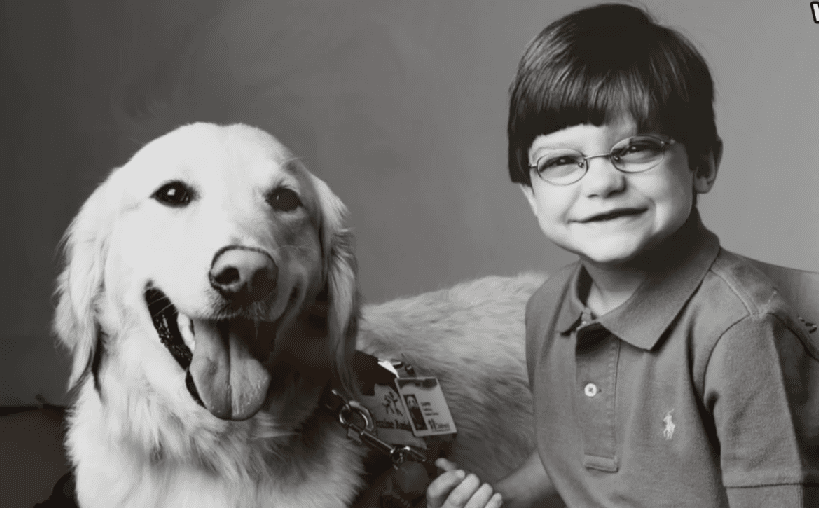 The Special Bond Between a Dying Boy and a Therapy Dog