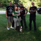 New Jersey Family Reunited with Stolen Dog