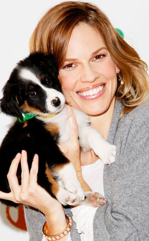 10.26.13 - Celebs and Their Dogs - adoption advocate