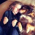 Celebrities Celebrate Their Dog Love