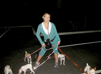 10.26.13 - Celebs and Their Dogs16 - Mariah