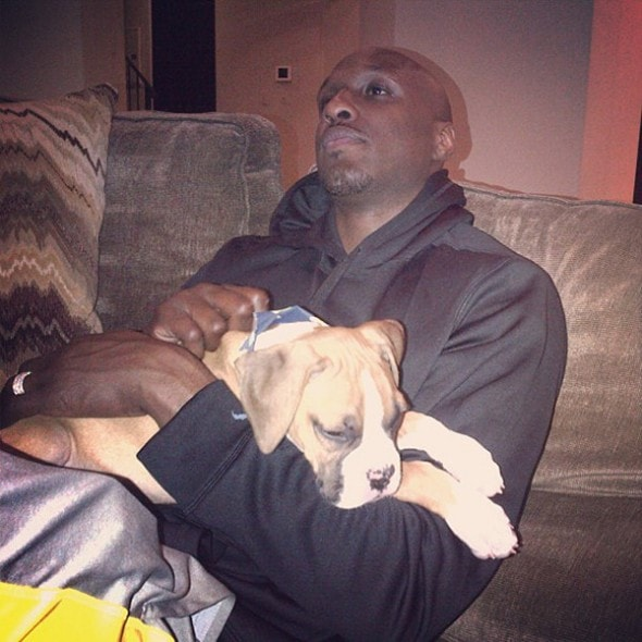 10.26.13 - Celebs and Their Dogs4