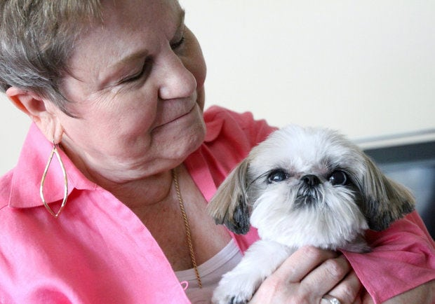 Shih-Tzu Saves Grandmother from Breast Cancer