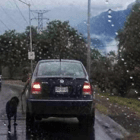 Lazy Owner Walks Dog Using His Car and Runs Him Over
