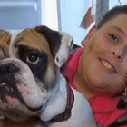Family Reunited with Stolen Dog