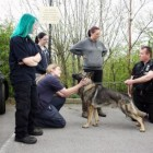 No-Chance Rescue Dog Becomes Police K-9