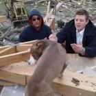 Dog Survives Eight Days in Tornado Wreckage
