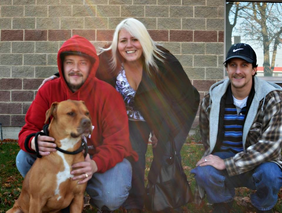Lost Dog Reunited with Family in Time for the Holidays