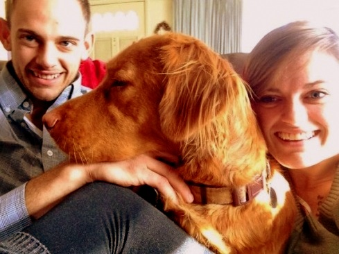 Couple's Extraordinary Measures Bring Home Lost Dog