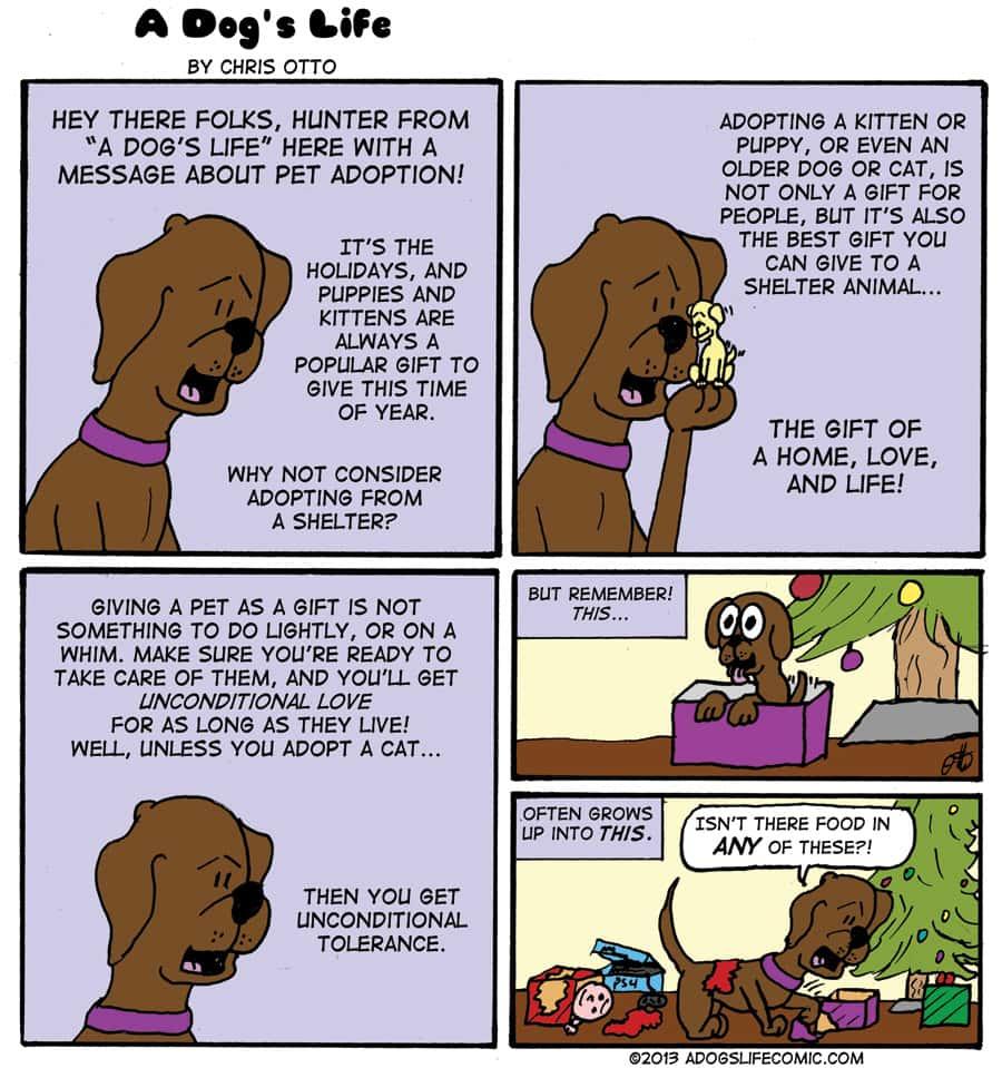 Image Cartoon Dog Food