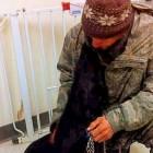 Good Samaritan Reunites Homeless Man with Missing Dog