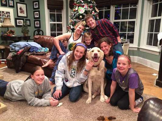 Lost Naperville Labrador Found Seven Days Later